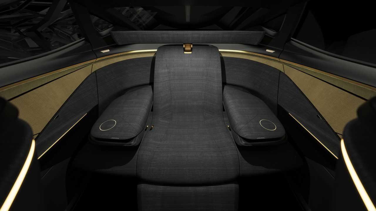 ニッサン、2+1+2レイアウトの新型EVコンセプト『IMs』をデトロイトショーで世界初公開