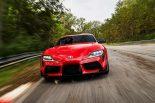 クルマ | トヨタの新型スープラをアロンソが絶賛。「毎日快適にドライブできるレーシングカーのよう」