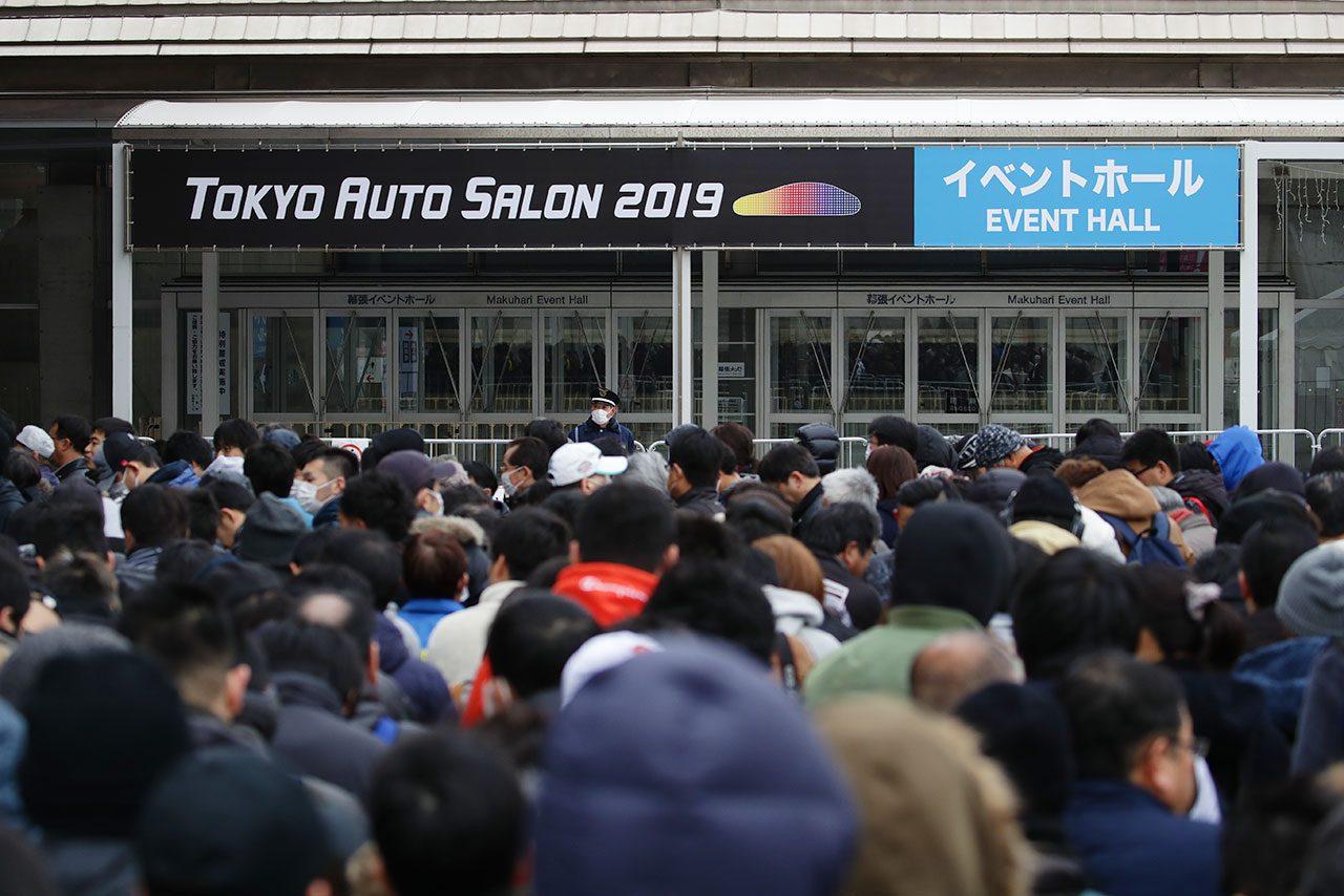 東京オートサロン2019は3日間合計で過去最多33万666人が来場。2020年は1月10~12日に開催