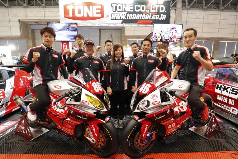 MotoGP | 全日本ロード:BMWで戦うSYNCEDGE4413が2019年体制発表。鈴鹿8耐はSSTクラス優勝を狙う