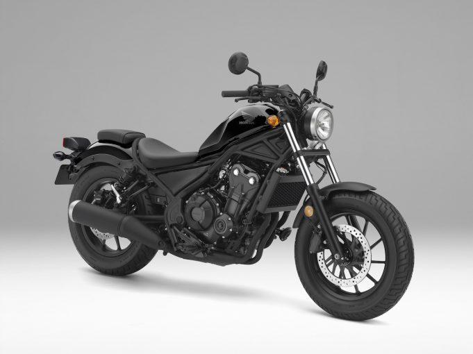 MotoGP | ホンダ、クルーザータイプのレブルに新色を追加。レブル250は1月25日、レブル500は2月15日発売
