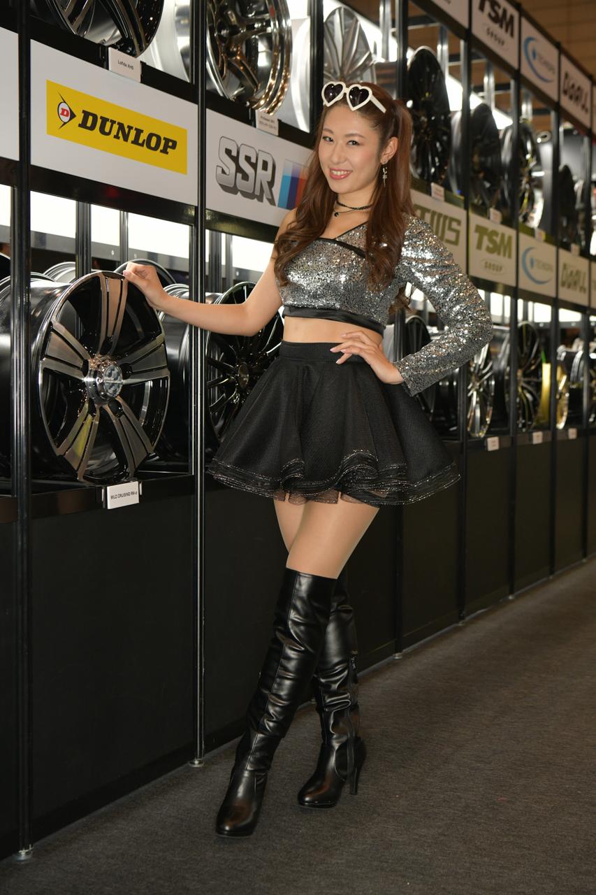 東京オートサロン2019コンパニオンギャラリー<br>中谷加奈江/JAWA
