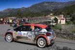 ラリー/WRC | WRC:最上位クラスのシート失ったオストベルグが『WRC2プロ』参戦。シトロエンC3 R5をドライブ