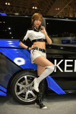 東京オートサロン2019コンパニオンギャラリー歩花/KENWOOD