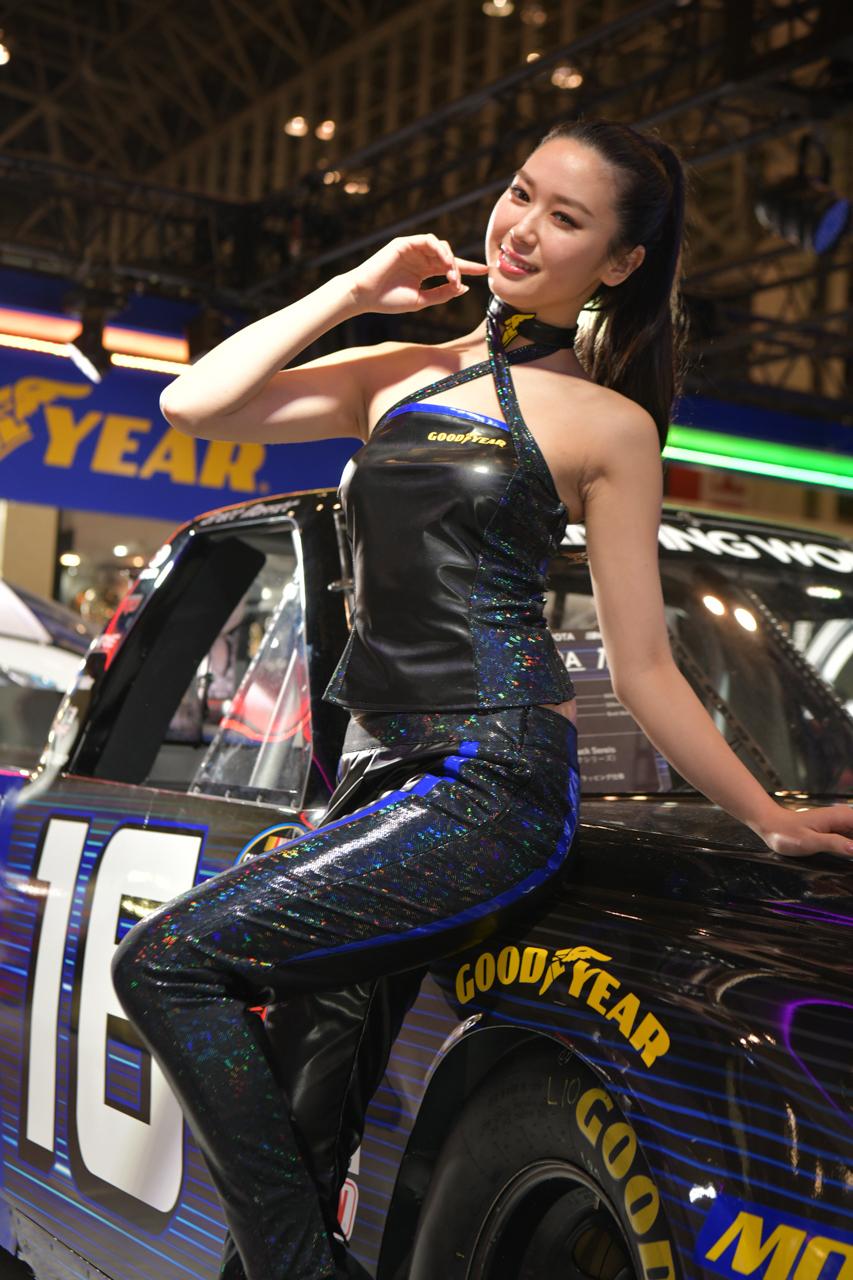 東京オートサロン2019コンパニオンギャラリー<br>荒井つかさ/グッドイヤー