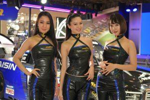 クルマ | 東京オートサロン2019コンパニオンギャラリー