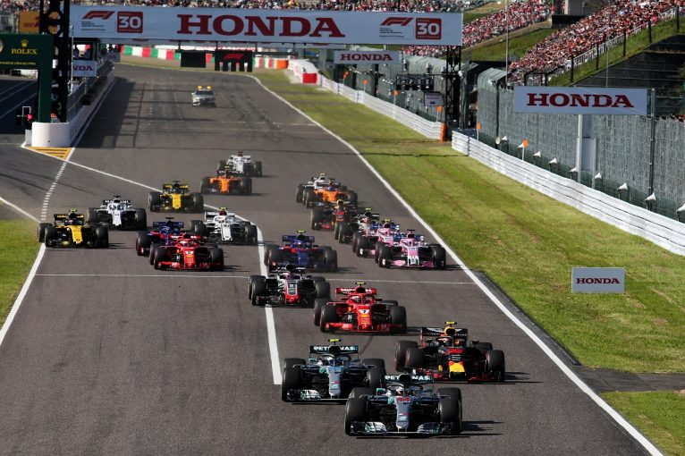 F1 | 1組2名限定のセレブな特典が満載、297万円のF1日本GP特別チケットを鈴鹿サーキットが発売