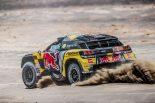 ラリー/WRC | ダカールラリー:競技8日目、ローブが4度目のステージ制覇。二輪はトップ走るホンダがリタイア