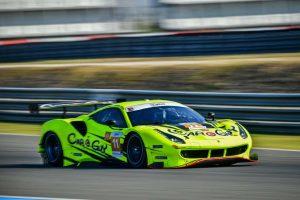開幕3連勝でル・マン24時間挑戦権に王手をかけたCarGuy Racingの11号車フェラーリ488 GT3