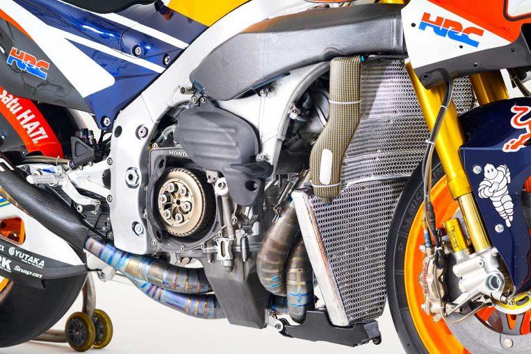 MotoGP | ホンダ3冠の立役者、RC213V開発には「非常識にチャレンジすることも必要」/MotoGPインタビュー後編