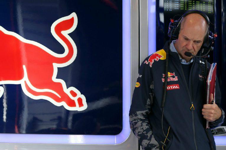 F1 | 「ホンダとの新プロジェクトが天才デザイナー、ニューウェイの意欲を再燃させた」とレッドブル首脳