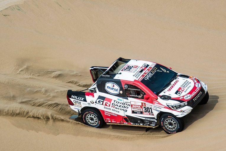 ラリー/WRC | ダカールラリー:競技9日目、アル-アティヤがリード拡大。トヨタ、初のダカール制覇に王手