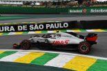 2018年F1ブラジルGPでのマグヌッセン