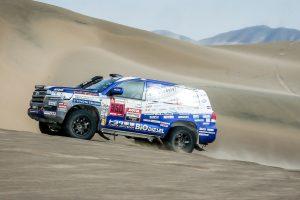 ラリー/WRC   ダカールラリー:競技9日目、アル-アティヤがリード拡大。トヨタ、初のダカール制覇に王手