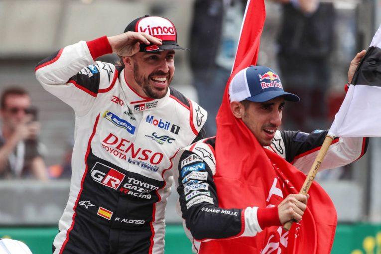 ラリー/WRC | アロンソ、ダカール戦うトヨタ・ハイラックスのテストを検討か。親友アル-アティヤが明かす