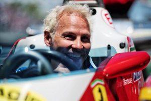 元F1チャンピオンのジャック・ビルヌーブ