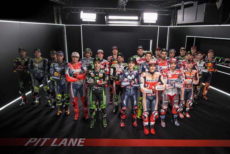 MotoGP2018 レギュラーライダー