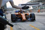 F1 | ノリス、問題の改善に自信を見せるも「2019年の優勝はない」とマクラーレンF1の現状を冷静に分析