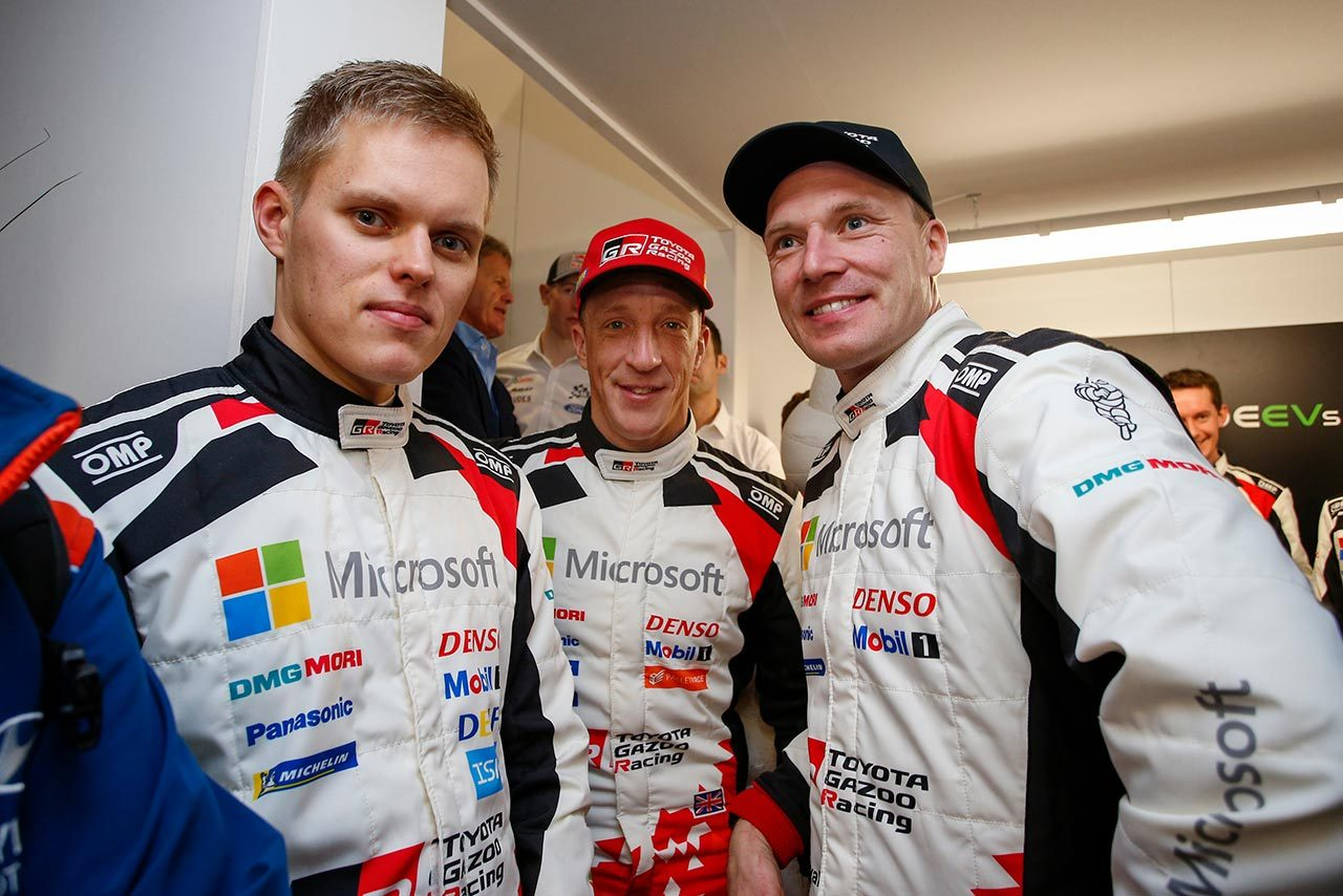 "WRC:トヨタ、三冠獲得を目指す3年目。""ALL FOR WIN""を合言葉に第1戦モンテカルロへ"