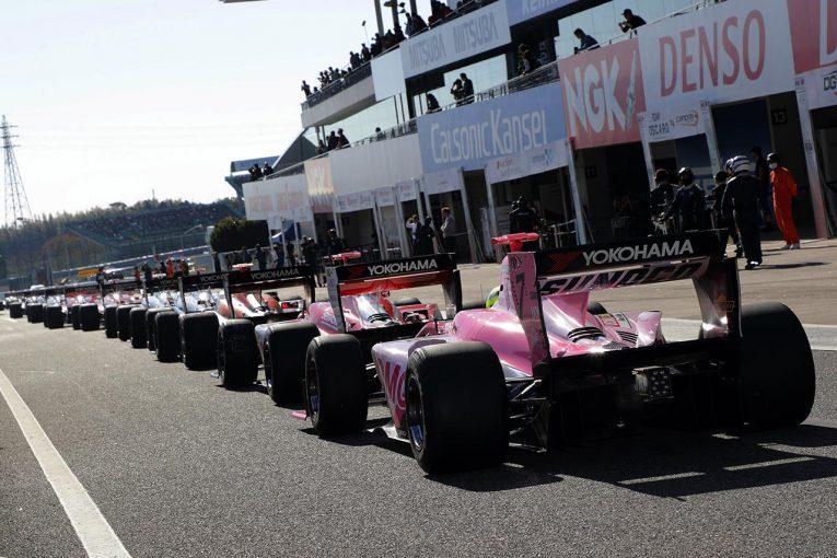 スーパーフォーミュラ | 全日本スーパーフォーミュラ選手権は2019年から使用可能エンジンが年間1基に