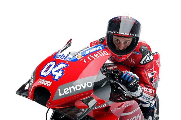 MotoGP | ドゥカティの2019年型MotoGPマシン、デスモセディチGP細部ショットが公開