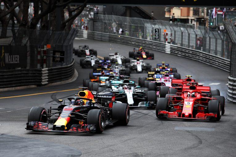 F1 | F1、2018年シーズンのTV視聴者数は累計17億5800人に。若年層のファンも増加
