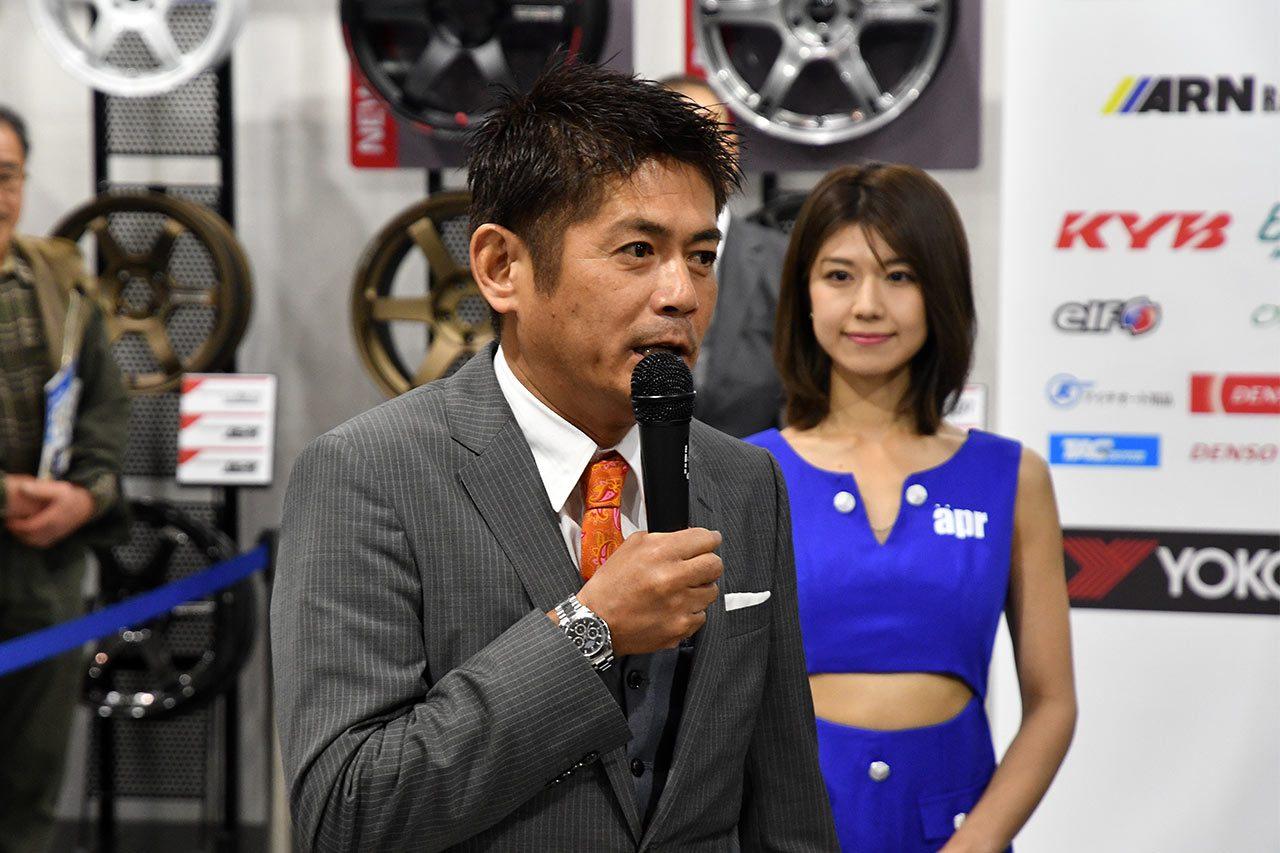 オートサロン新車&新色ギャラリー(3):トヨタ・プリウスPHV GR SPORT