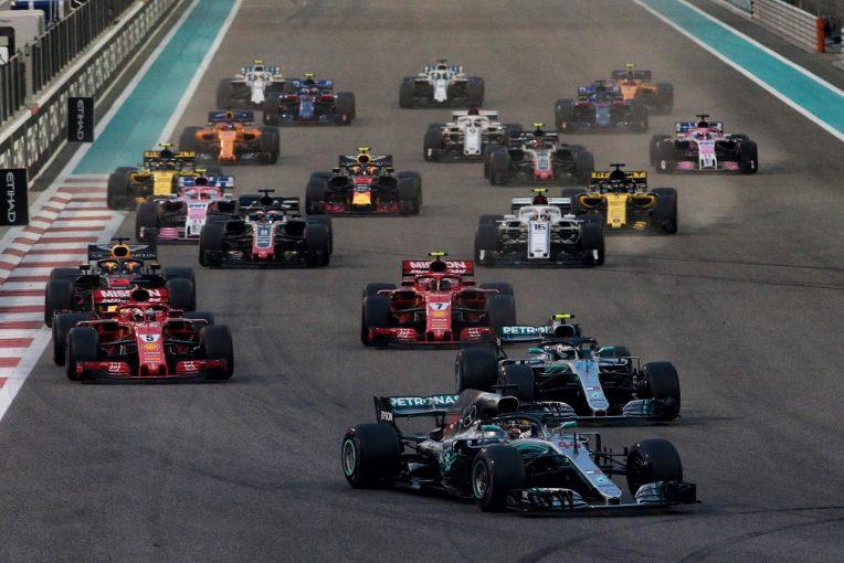 F1 | 2019年F1全チームのエントリーフィーが明らかに。チャンピオンのメルセデスは5億3000万円を支払い