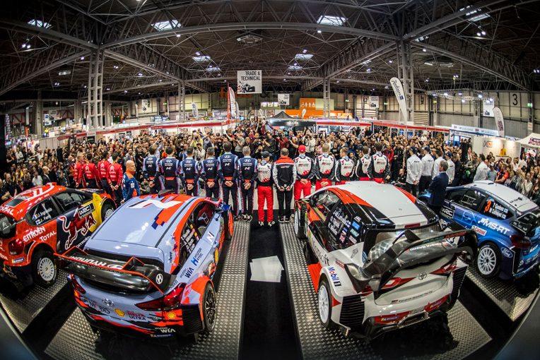 ラリー/WRC | トヨタの幅広いレース活動が印象的に/2019年ラリー&耐久レースフォトアクセスランキング