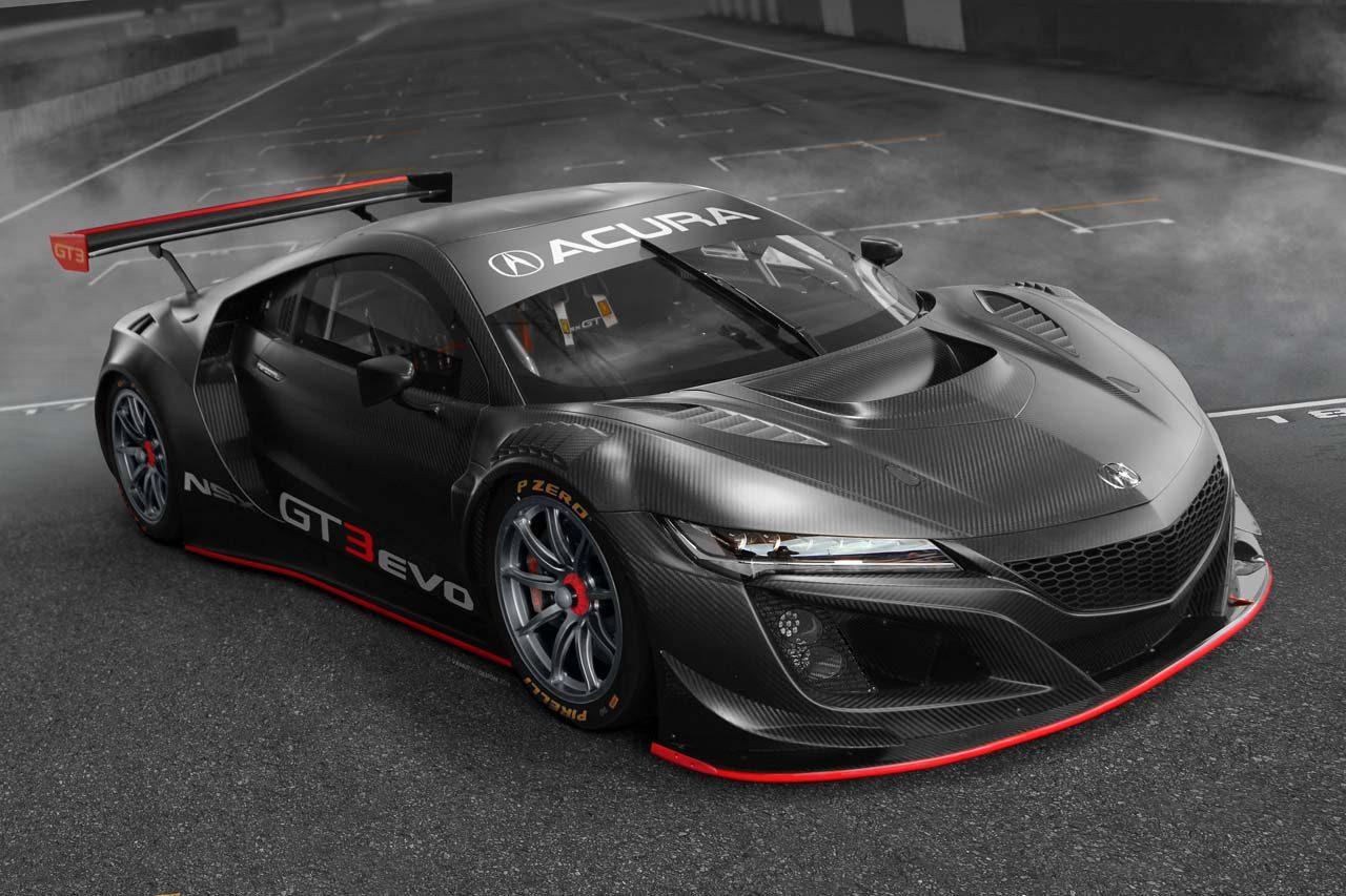 新型NSX GT3の武器は懐の深さ。開発方針は「幅広いドライビングスタイルに柔軟に対応できること」