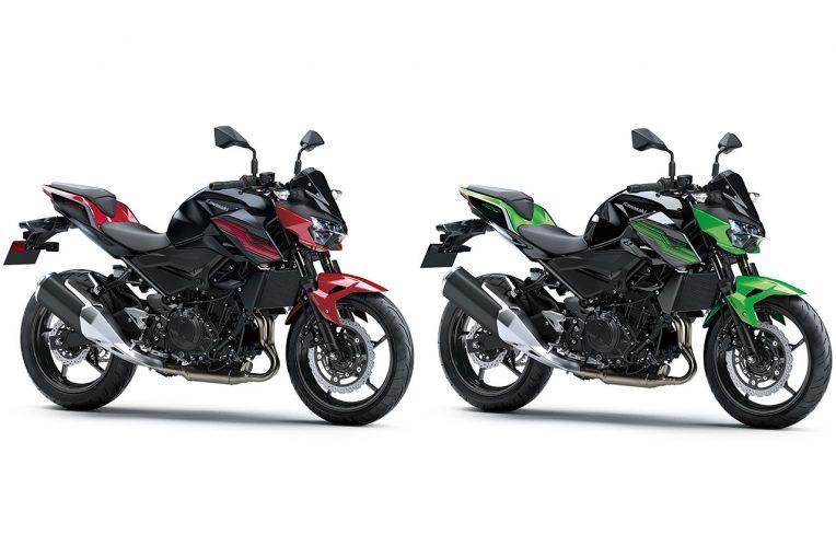 MotoGP | カワサキ2019年モデルのZ250/400が登場。2月15日より発売