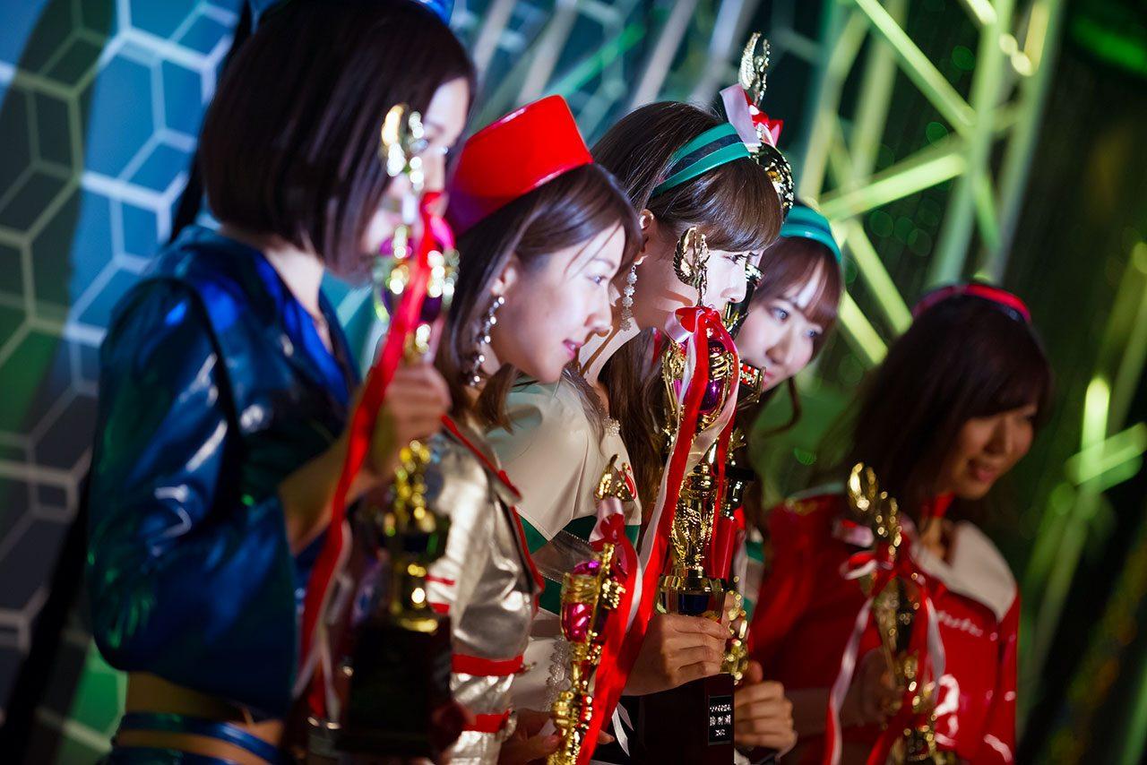 GOODRIDE日本レースクイーン大賞2018特集:受賞者たちが語る大賞へのアツい思い