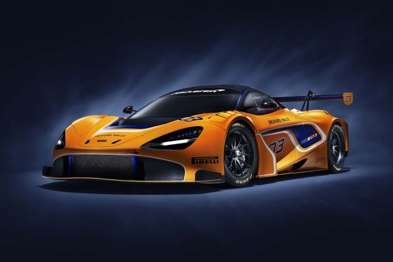 ル・マン/WEC | 澤圭太が2019年活動計画発表。新型マクラーレンGT3でブランパンGTアジア参戦へ