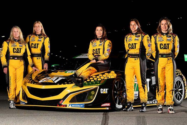 ル・マン/WEC   女性ドライバー組でル・マンへ。IMSA参戦のMSR、目標達成に向けELMSチームと提携か
