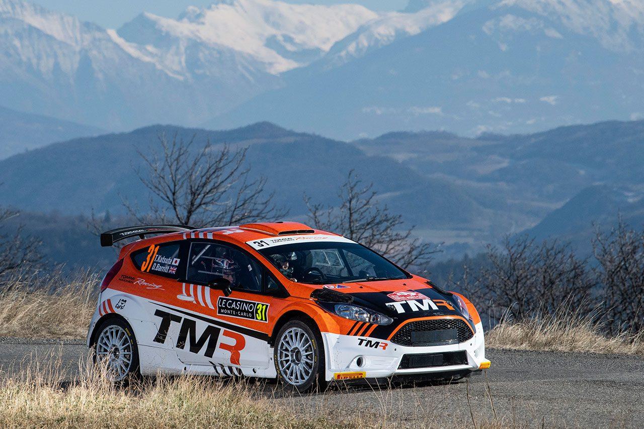 WRC:2019年シーズンが開幕。第1戦モンテカルロ初日はトヨタのタナクが総合首位につける