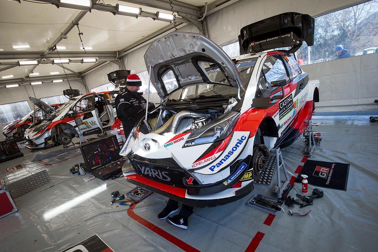 【随時更新】2019WRC第1戦モンテカルロ フォトギャラリー