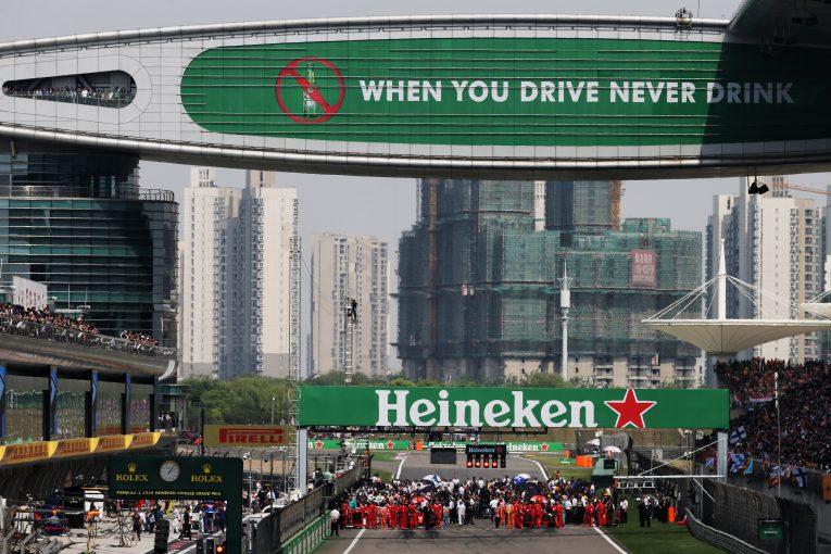 F1 | リバティ・メディア、F1中国GPの年2回開催に前向き。マイアミでのレースも諦めず