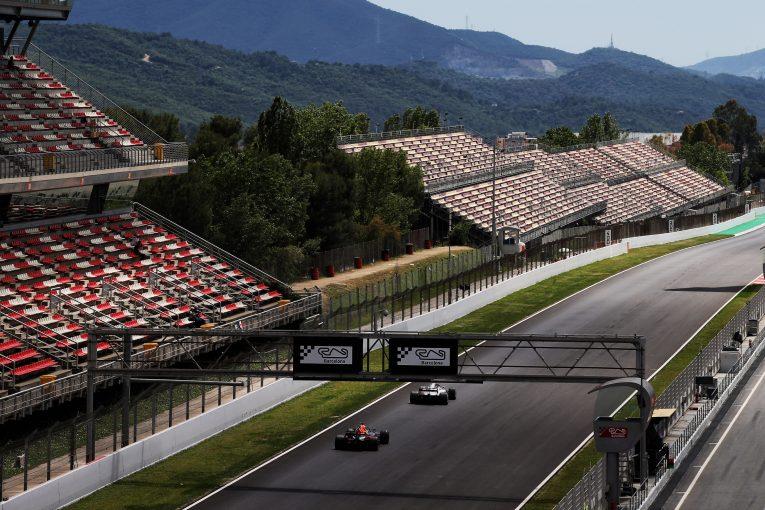 F1 | 日本でもデータ中継で視聴可能か。F1 TV、バルセロナでのプレシーズンテスト1回目の生中継を発表