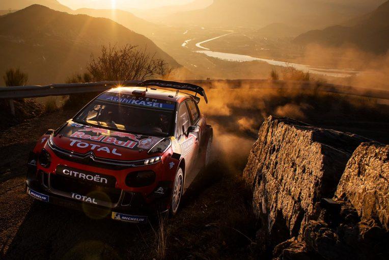 ラリー/WRC | 【順位結果】2019WRC第1戦モンテカルロ SS8後