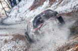 ラリー/WRC | WRC:3日目の全4SSでトップにつけたトヨタのタナク「良い1日で、何事も起こらなかった」