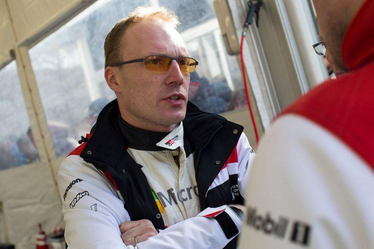 ラリー/WRC | ローブと総合3位争うトヨタのラトバラ「自分たちが望むような状況になれば表彰台に」/WRC第1戦モンテカルロ デイ3後コメント