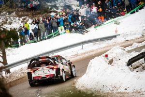 ラリー/WRC | 【順位結果】2019WRC第1戦モンテカルロ 暫定総合