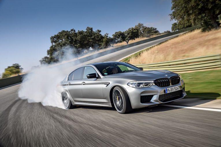 クルマ   最高出力625馬力に到達する新型『BMW M5 Competition』追加設定