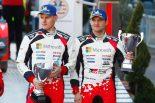ラリー/WRC | 総合3位に食い込んだタナク「ここまで挽回できたことに驚き」/WRC第1戦モンテカルロ デイ4後コメント