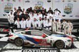 ル・マン/WEC | BMW、チャーリー・ラム氏に捧げるM8 GTEデイトナ初優勝。ファーフス「彼と一緒に戦った」