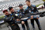 ル・マン/WEC | デイトナ24時間:雨の中で魅せたアロンソ「勝ちたかったレースのひとつ。達成感を得られた」