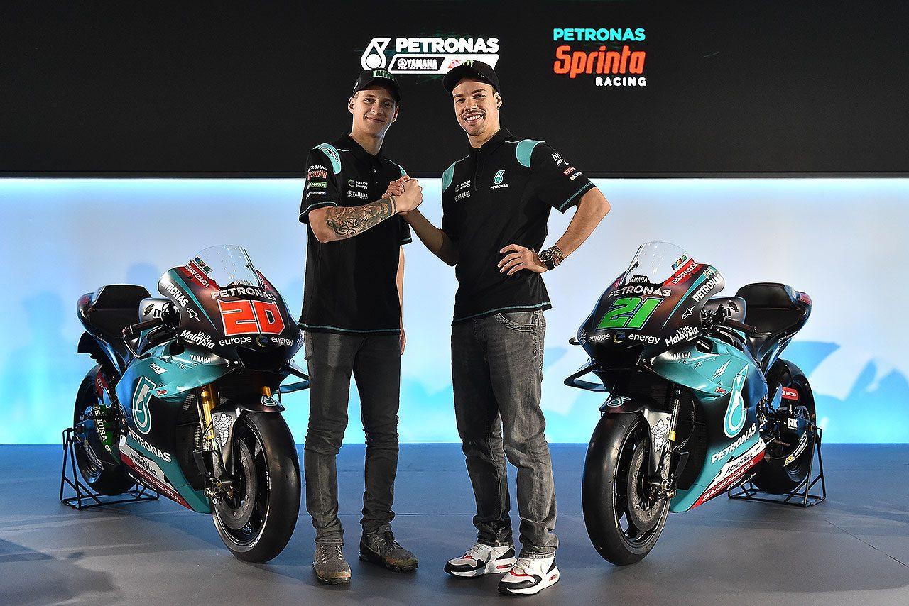 MotoGP新サテライトチーム、ペトロナス・ヤマハSRTが体制発表。Moto3ライダー佐々木歩夢も登場