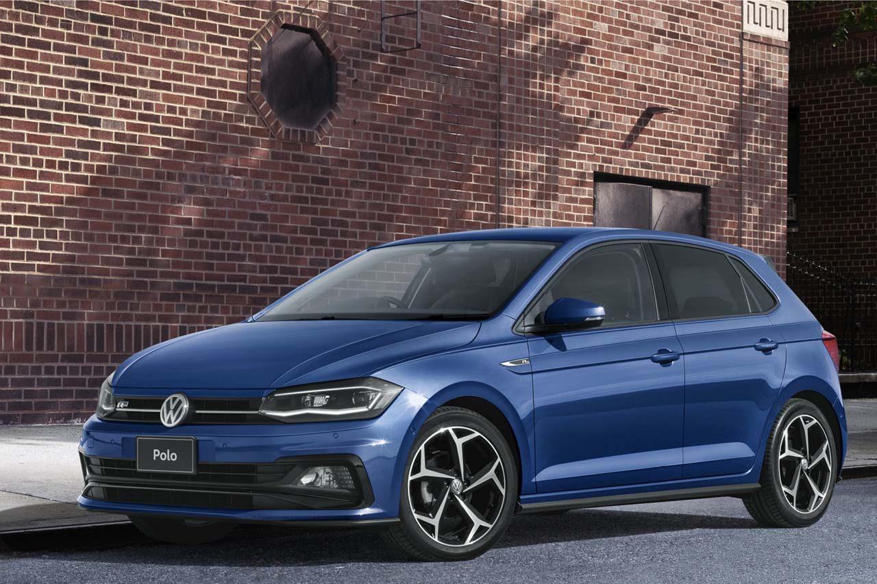 """VW、新型ポロに""""TSI R-Line""""を新設定。日本初導入の1.5 TSI Evoエンジン採用"""