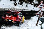 セバスチャン・オジエ(シトロエンC3 WRC)