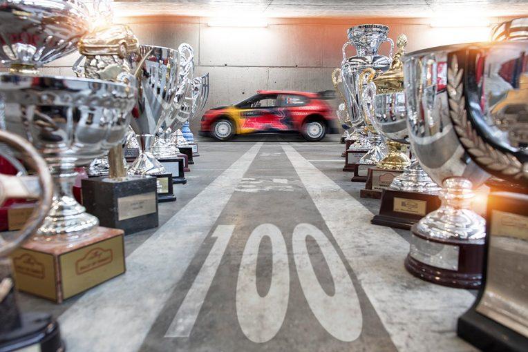 ラリー/WRC | WRC:第1戦モンテで通算100勝目のシトロエン、信頼性に不安も。「完走できるかも危うかった」